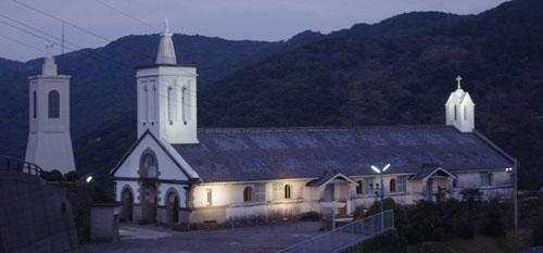 出津教会堂